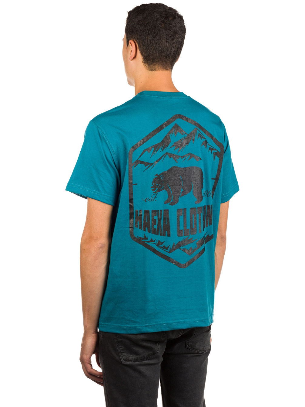 Wildlife Blue T-Shirt