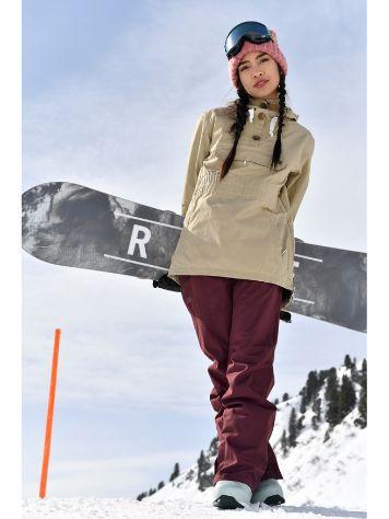Veste snowboard femme ride