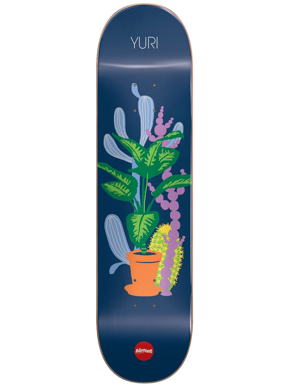 "Grower Not Shover R7 8.25"" Skate Deck"