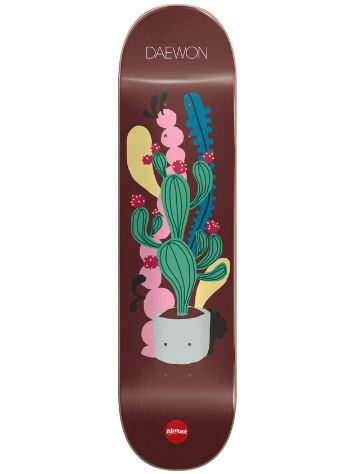 "Almost Grower Not Shover R7 8.0"" Skate Deck"