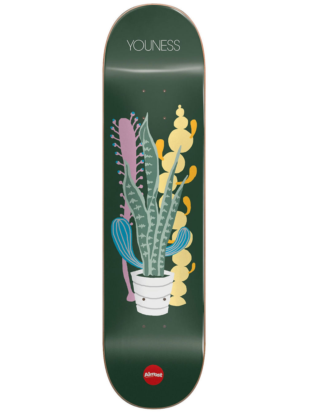"Grower Not Shover R7 8.125"" Skate Deck"