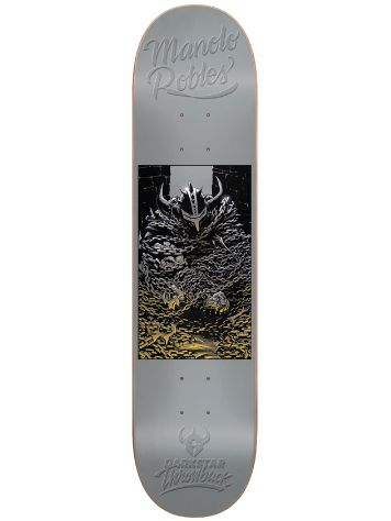 "Darkstar Throwback 2 Impact Light 8.125"" Skate Deck"