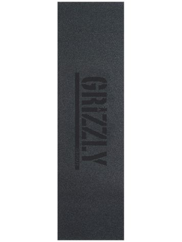 Grizzly Stamp Print Grip