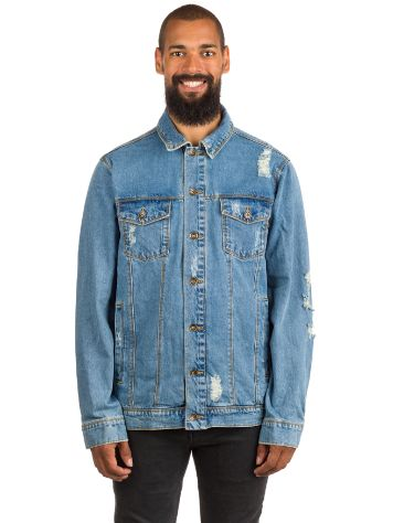 Empyre Ticket Jacket Denim