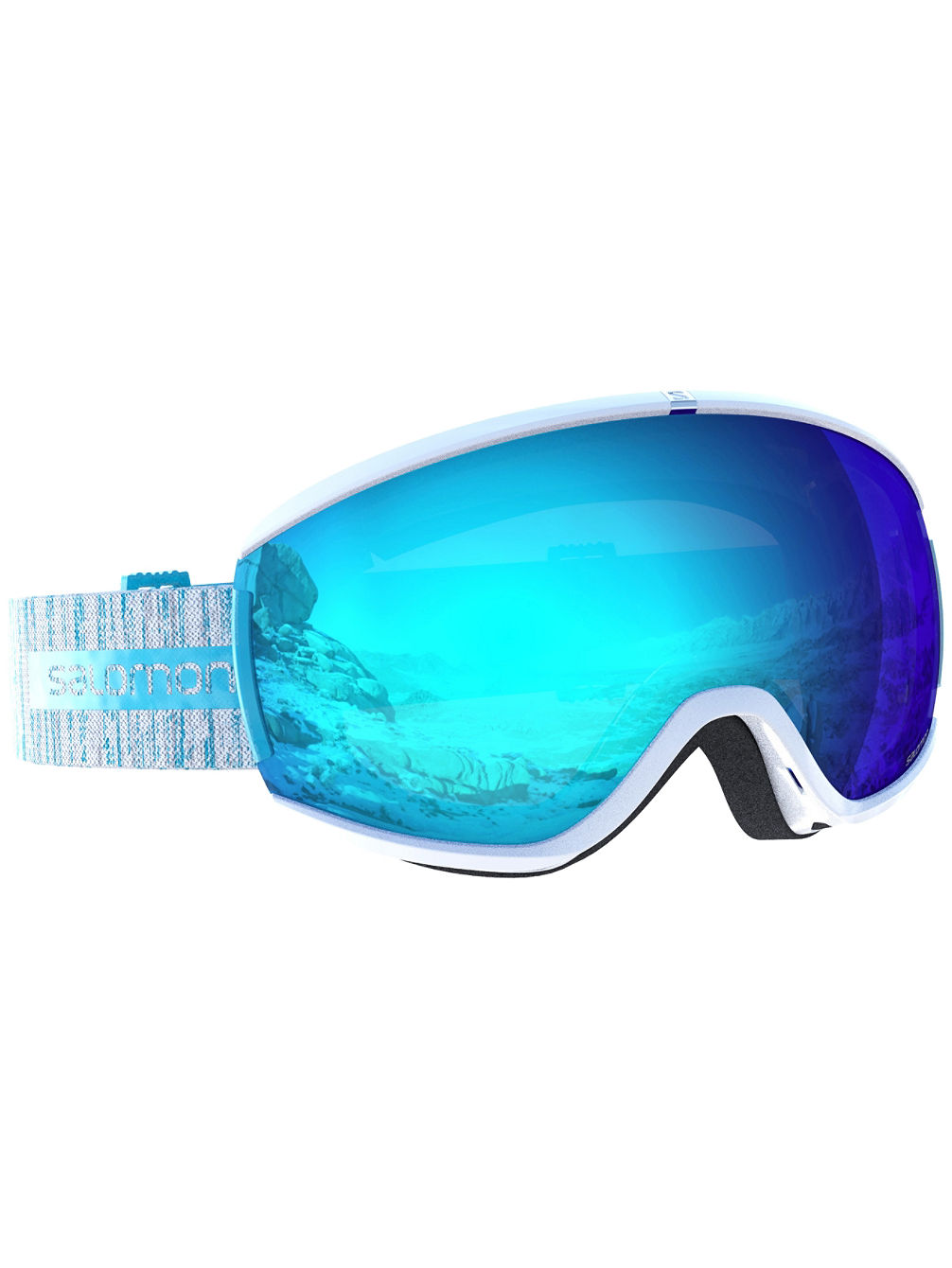 Ivy White Goggle