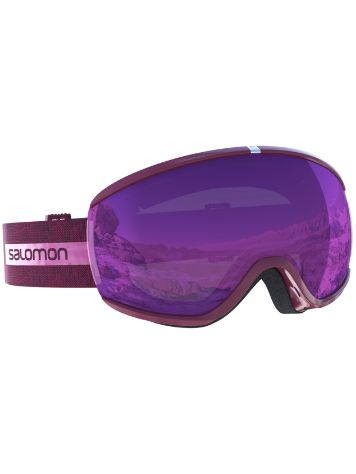 Salomon Ivy Beet Red