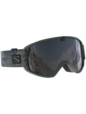 Salomon Trigger Camo Youth Goggle jongens