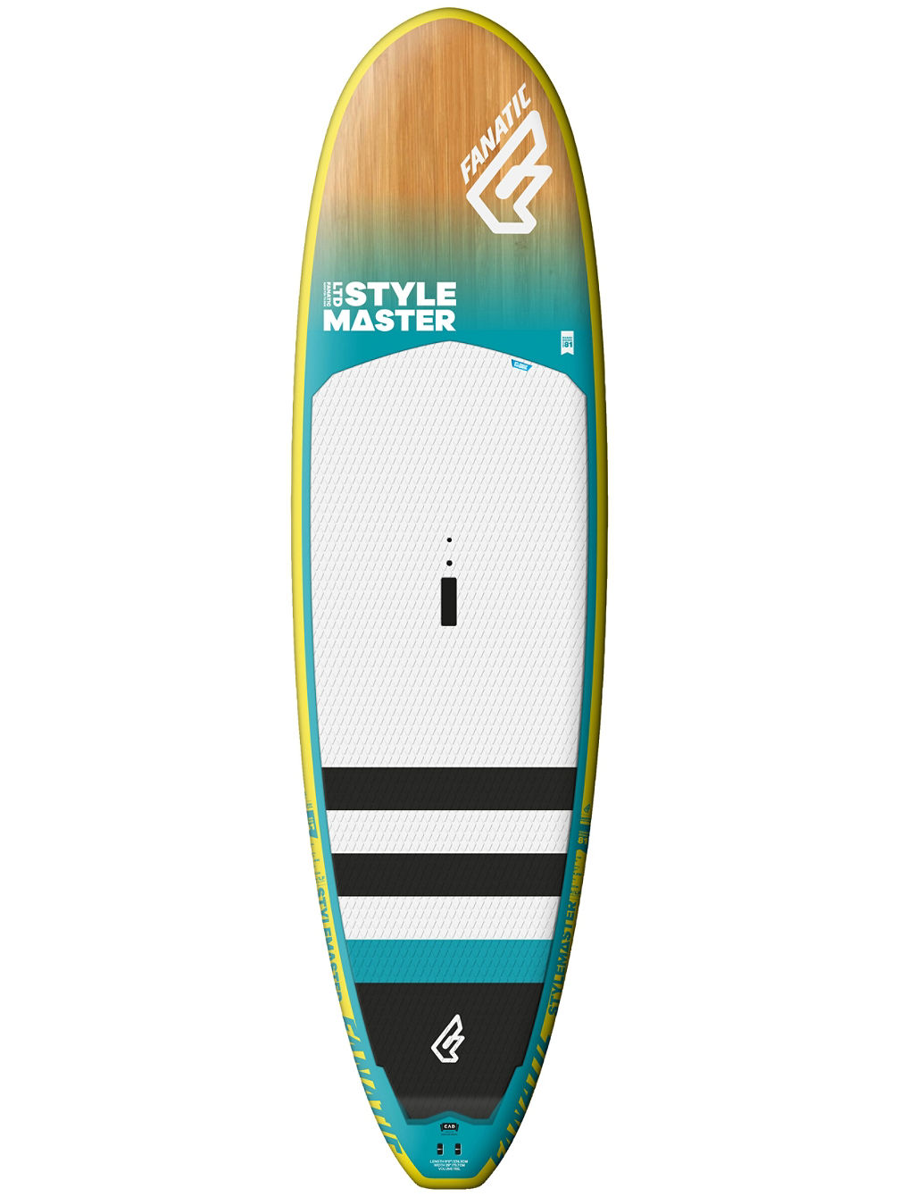 Stylemaster We Ltd 10x30 SUP Board