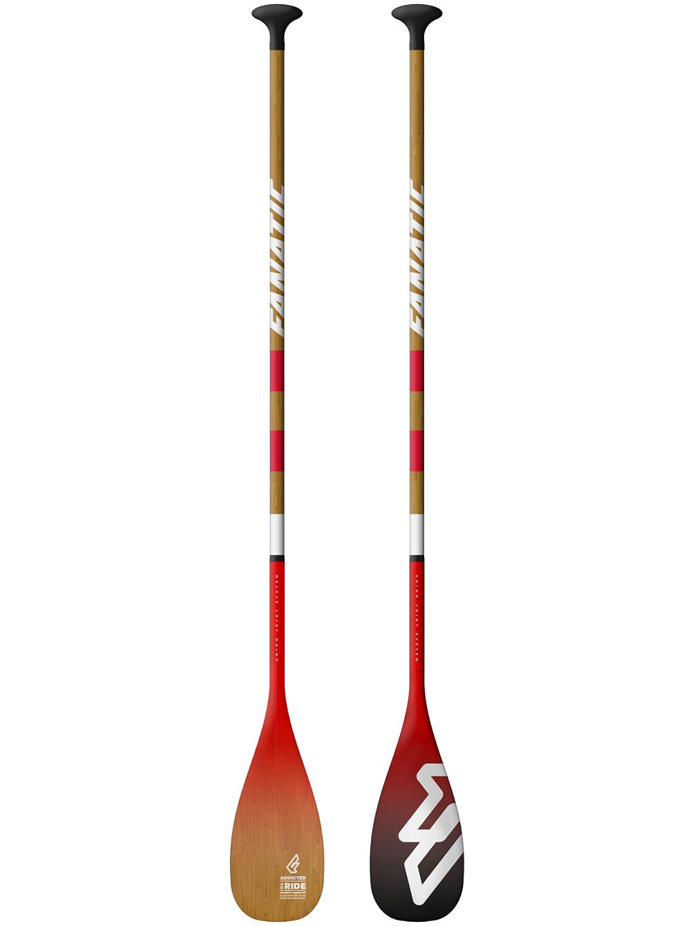Bamboo Carbon 50 7.25 SUP SUP Paddel