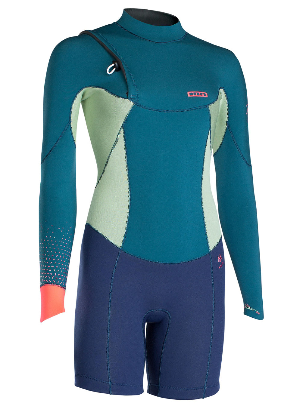 Muse Shorty (Zipless) LS 2.5 Wetsuit