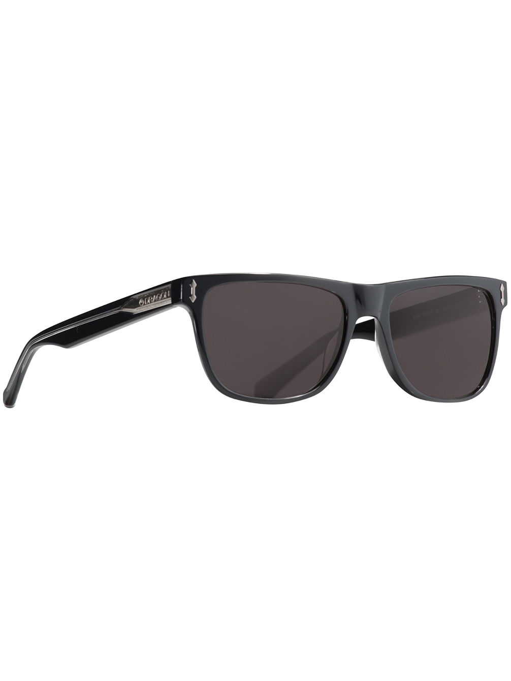 Brake Shiny Black Sonnenbrille