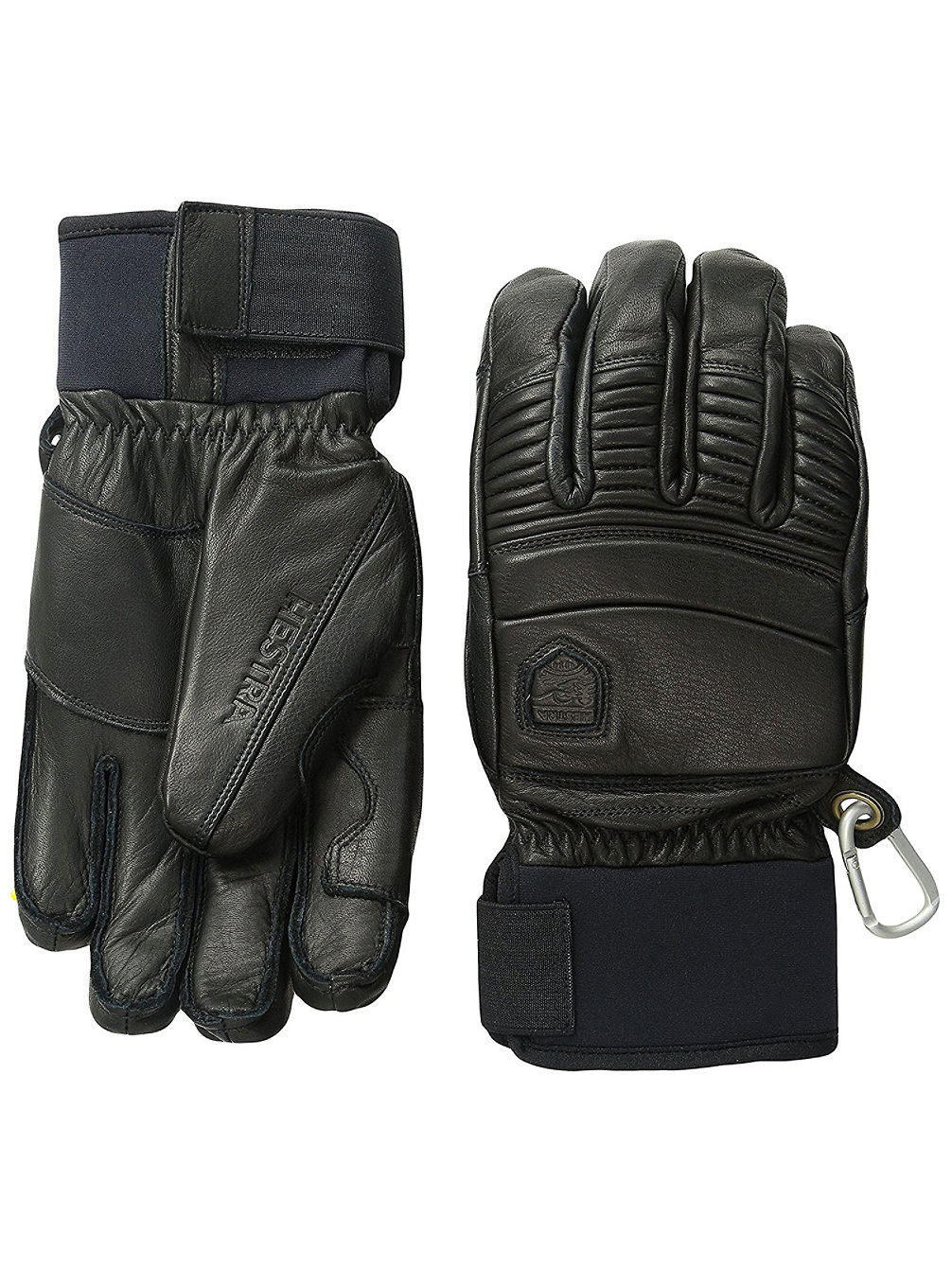 Leather Fall Line Gloves