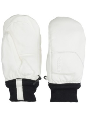 Hestra Omni Mittens offwhite / offwhite Gr. 8.0 US