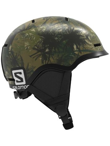 Salomon Grom Camo Helmet Youth