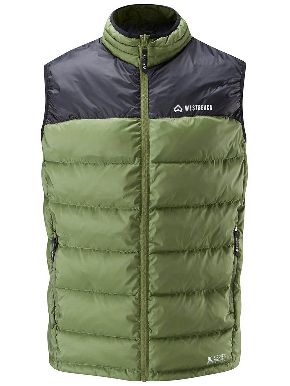Downbeat Down Vest