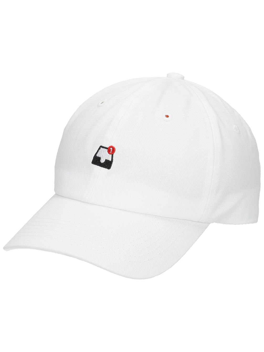 It Goes White Dad Cap