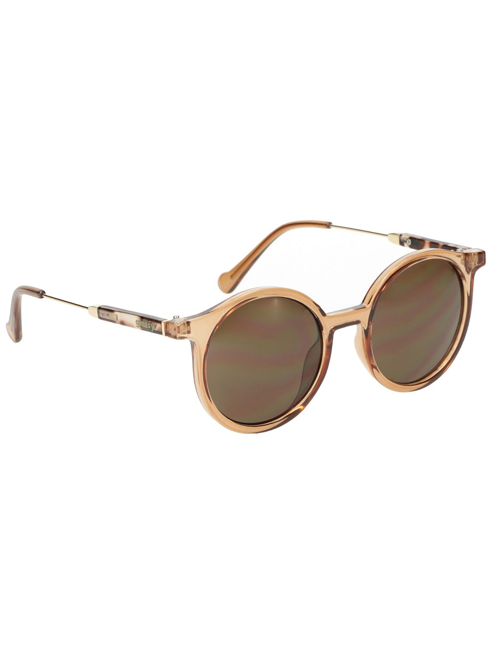 Robyn Transparent Coffee Sonnenbrille