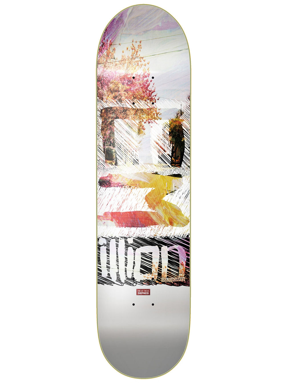 "One Of These 7.875"" Skate Deck"