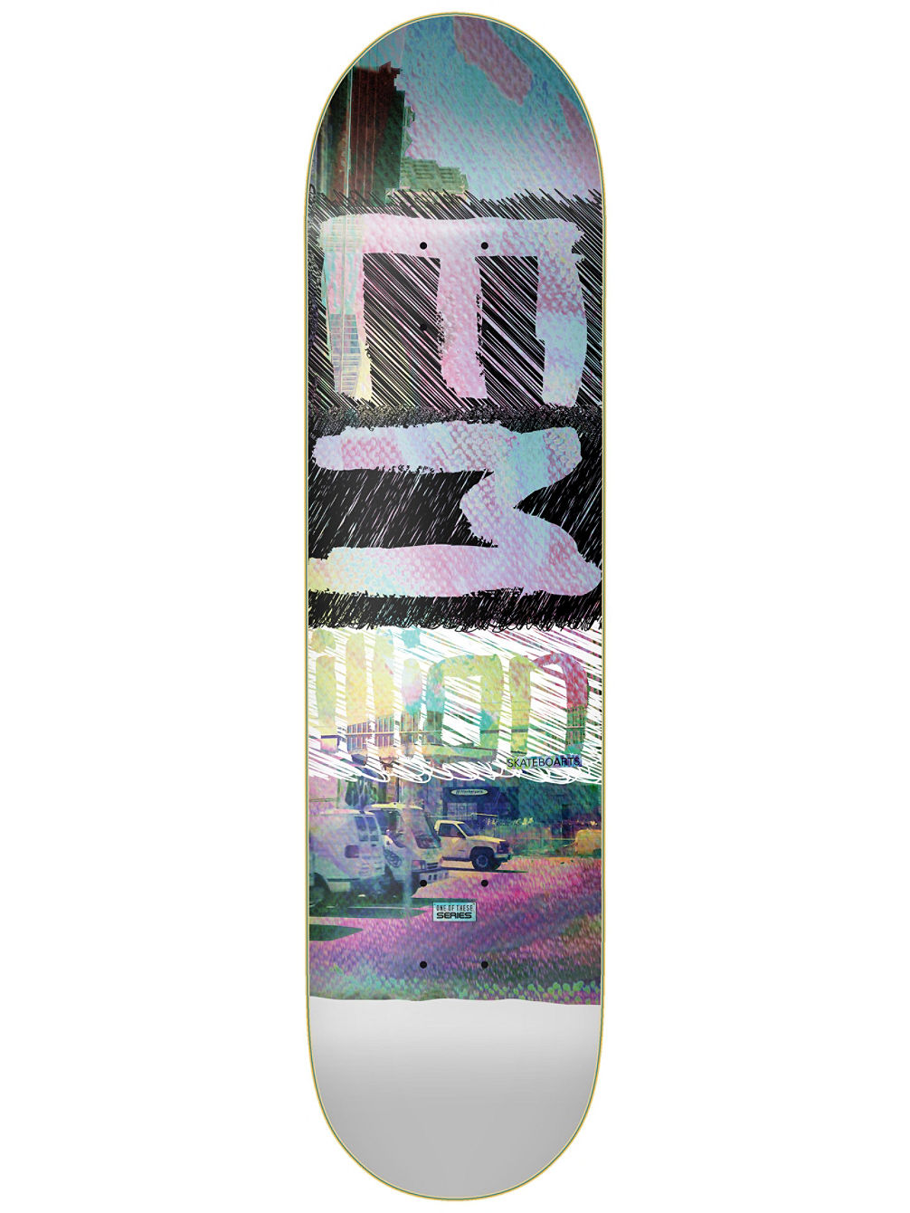 "One Of These 8.25"" Skate Deck"