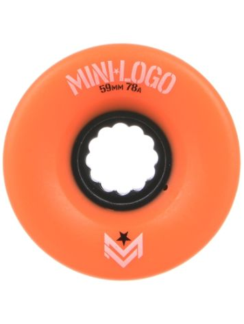Mini Logo A.W.O.L. A-Cut 78A 66mm Wheels