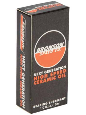 Bronson High Speed Ceramic Oil 15Ml Bearings