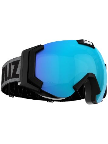 BLIZ PROTECTIVE SPORTS GEAR Carver OTG Matt Black Goggle