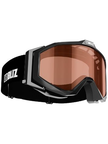 BLIZ PROTECTIVE SPORTS GEAR Edge Jr. Black Youth