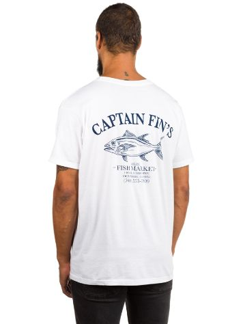 Captain Fin Fish Market T-Shirt