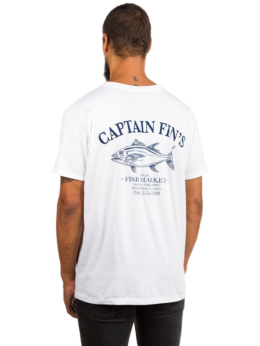Fish Market T-Shirt