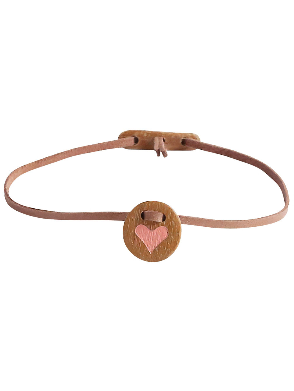 Amulet Heart Colour Bracelet