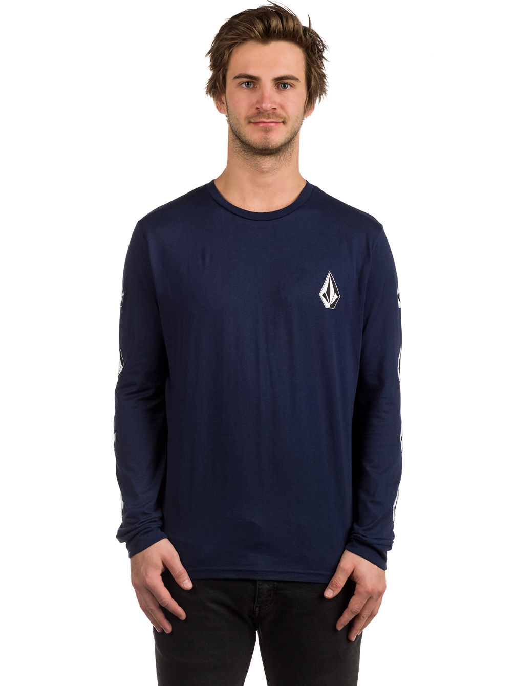 b8eb7011850a02 Buy Volcom Deadly Stone Bsc Long Sleeve T-Shirt online at Blue Tomato