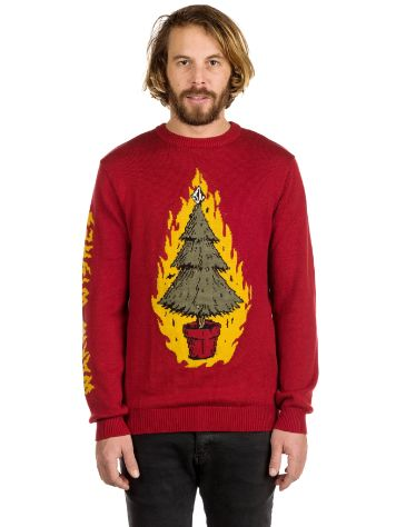 Volcom Warm Wishes Jersey de punto