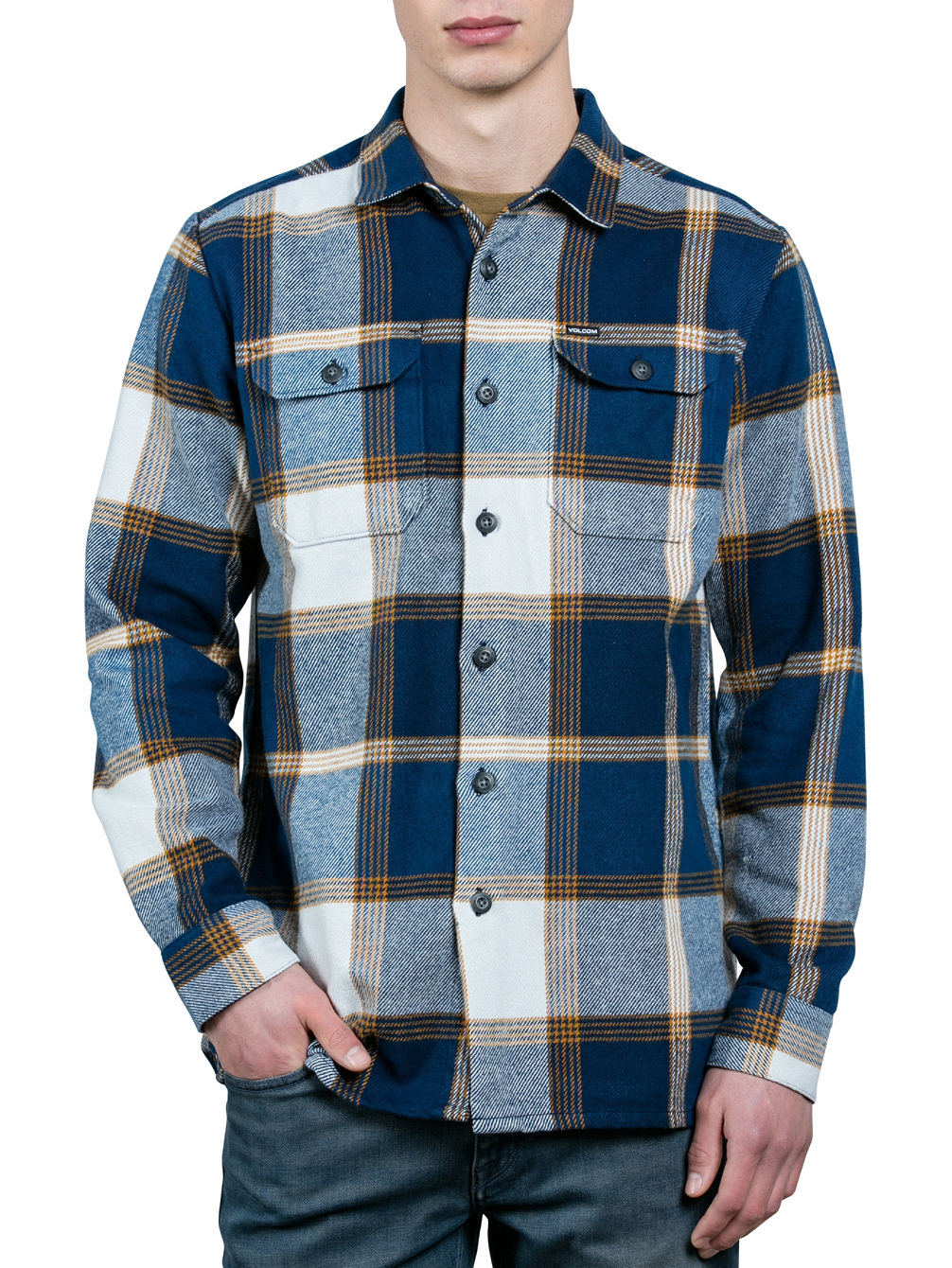 Heavy Daze Shirt LS