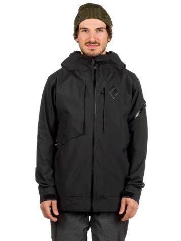Black Diamond Mission Shell Chaqueta