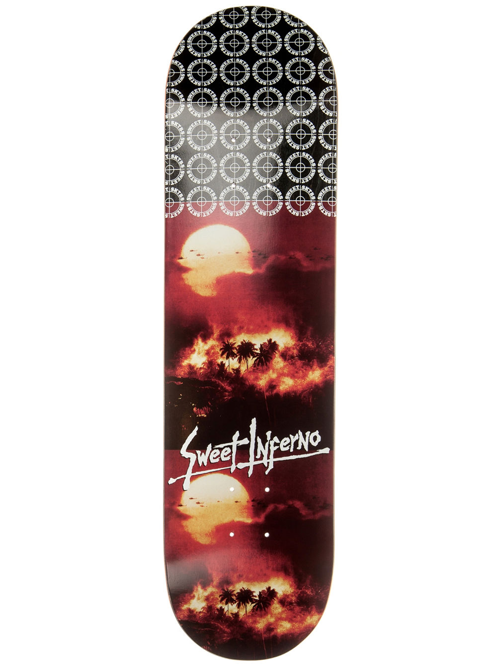 "Sweet Inferno 8.0"" Skate Deck"