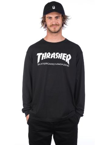 Thrasher Skate-Mag Long Sleeve T-Shirt