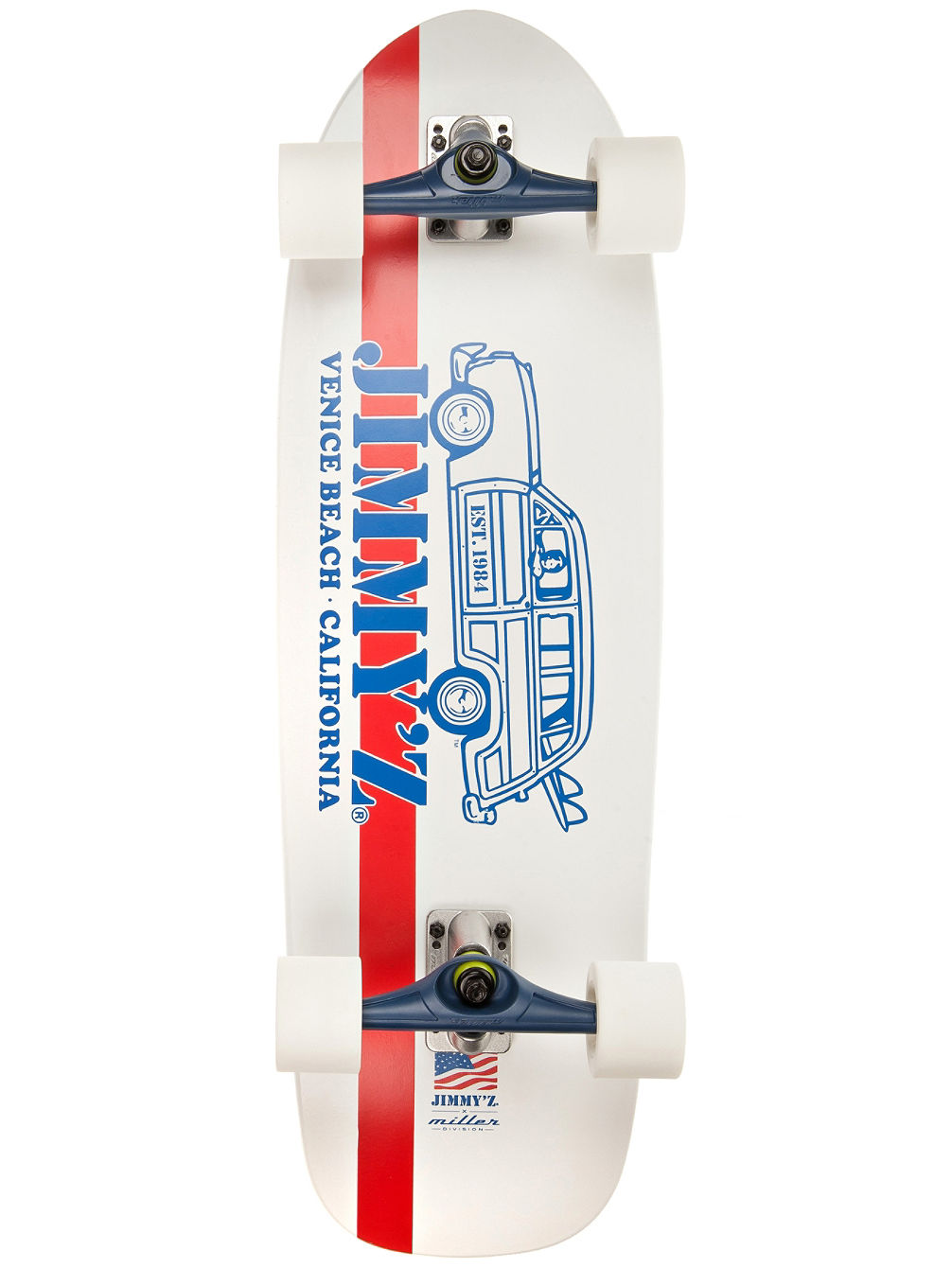 Jimmy Z Surfskate Complete