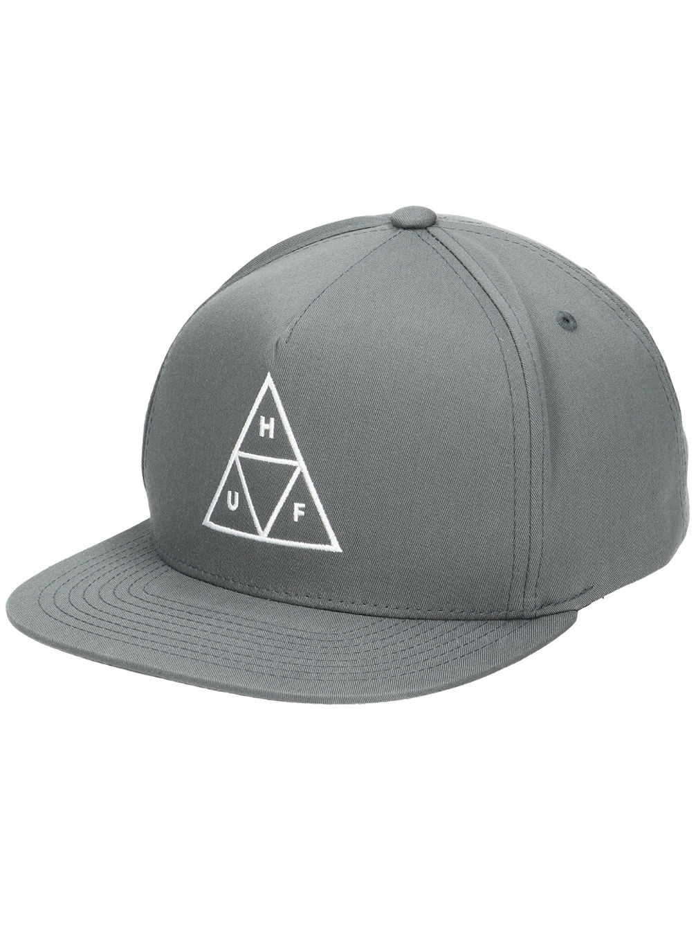 Triple Triangle Snapback Cap
