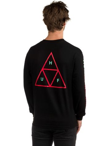 HUF Triple Triangle T-Shirt LS