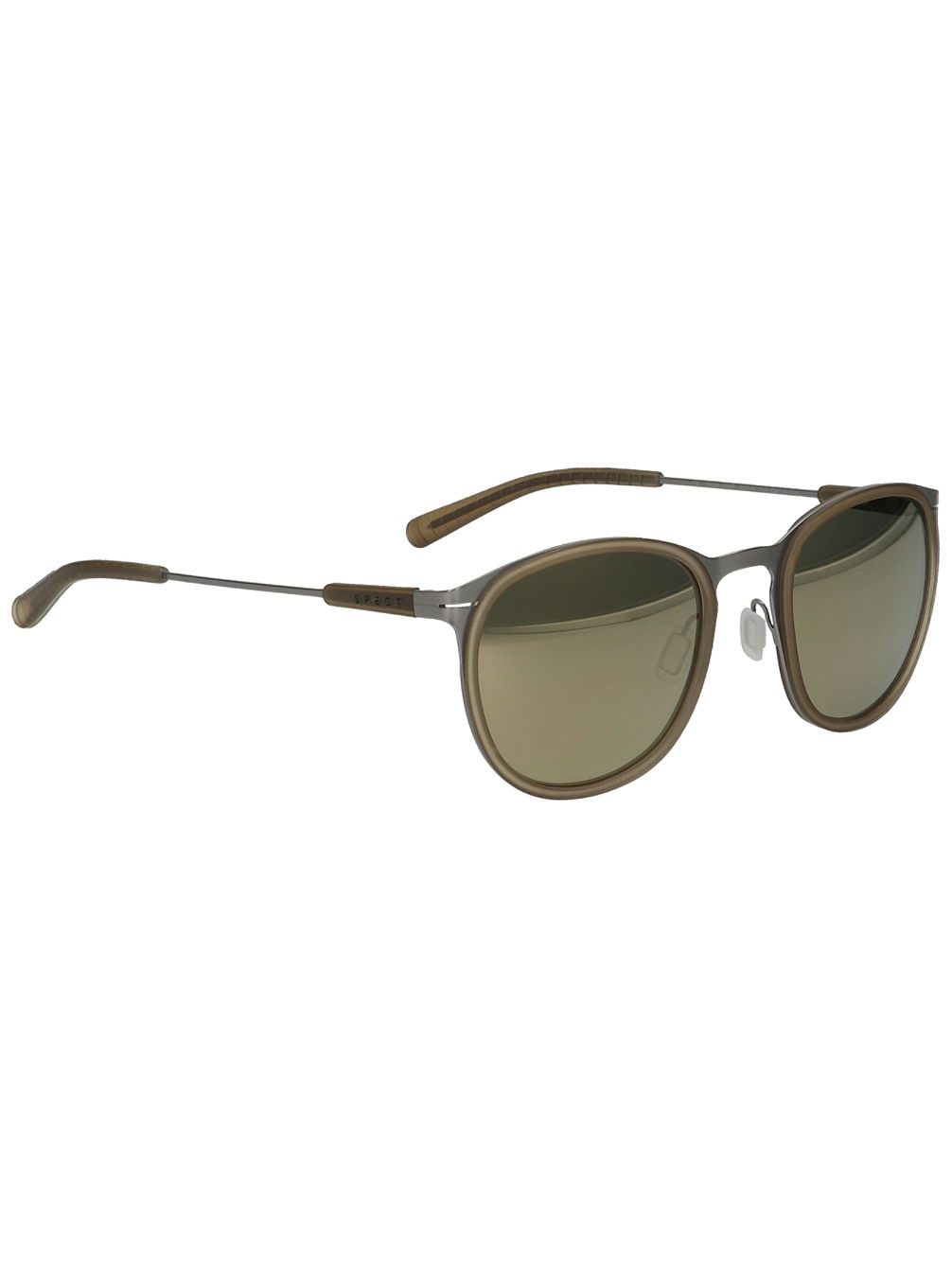 Skill Matte Beige Frosted Sonnenbrille