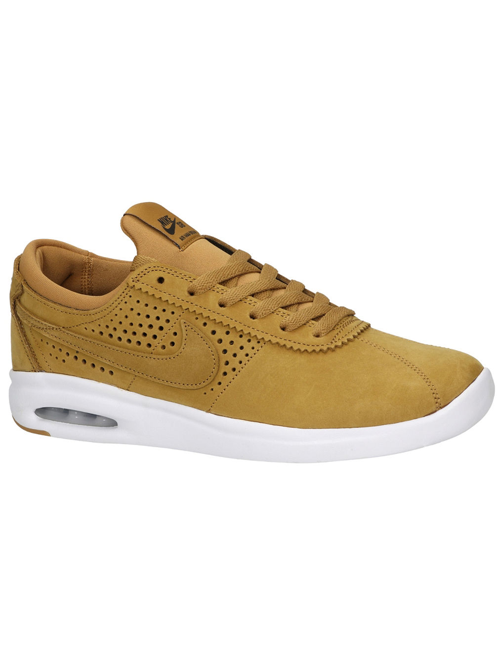 Air Max Bruin Vapor Leather Sneakers