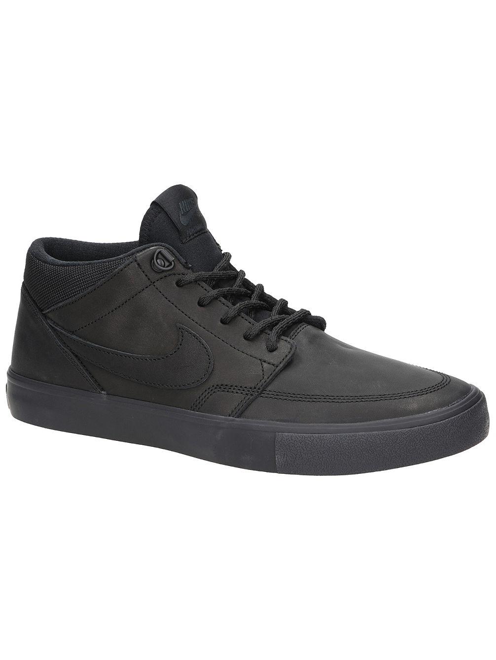 1616db0f2a57c Buy Nike SB Solarsoft Portmore II Mid Premium Shoes online at Blue ...