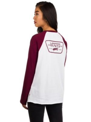 Full Patch Raglan Longsleeve