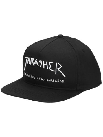 Thrasher New Religion Snapback Cap
