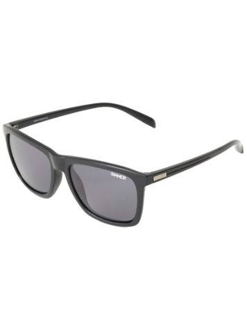 Sinner Red Forest Shiny Black Cx Sonnenbrille