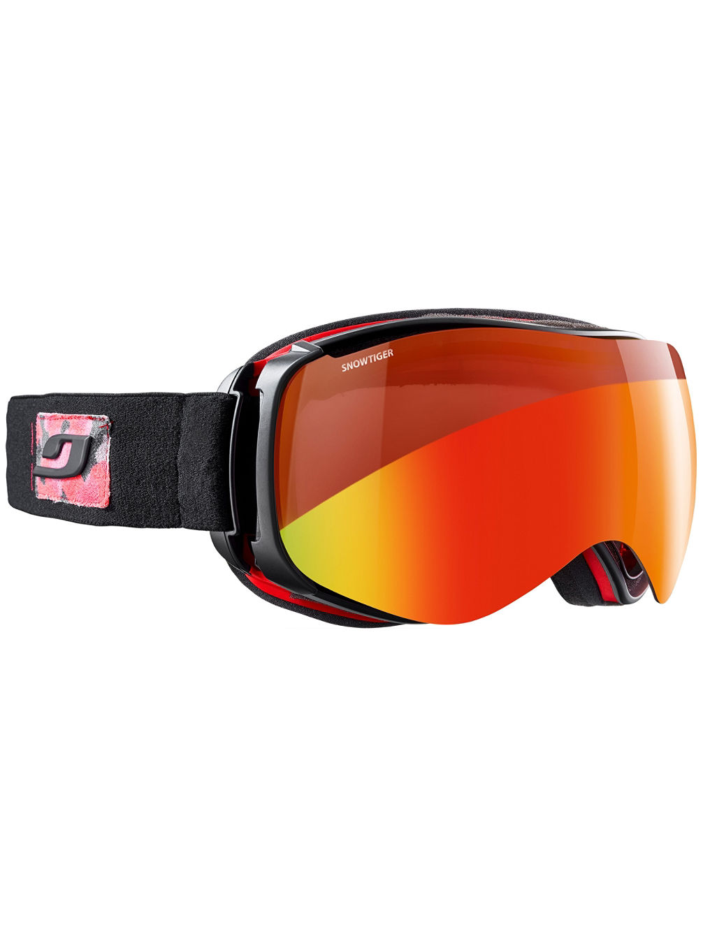 Starwind Black Camouflage/Red Goggle