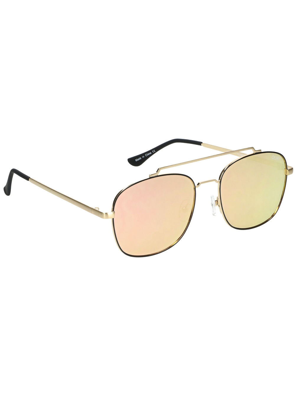 To Be Seen Gold Sonnenbrille