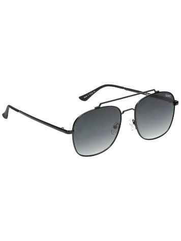 Quay Australia To Be Seen Black Sonnenbrille