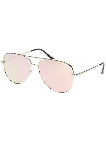 Quay Australia High Key Gold Sonnenbrille