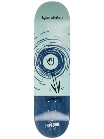 "Inpeddo Higher Vibration's 8.5"" Skate Deck"